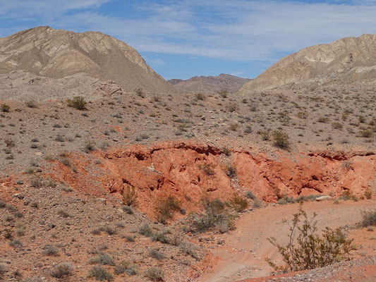 Lake Mead National Recreation Area - diese Farben!