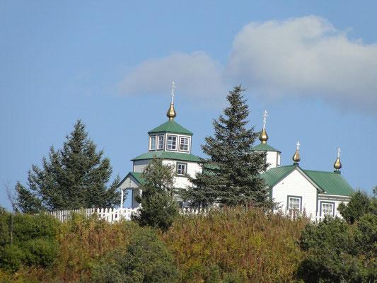 Russisch-orthodoxe Kirche in Ninilchick
