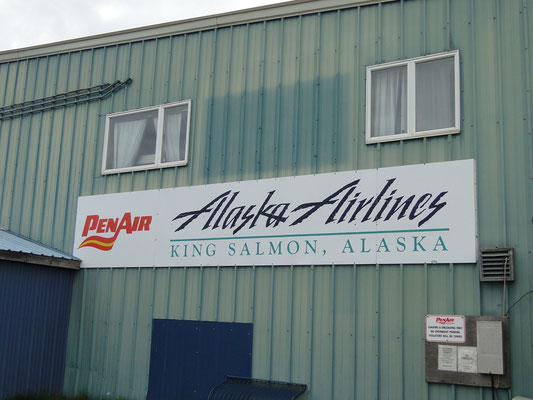 Pen(insula) Air - eine Partnerin der Alaska Airlines