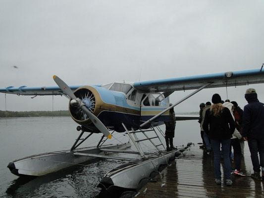 wir kriegen aber die alte De Havilland
