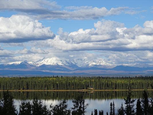 Wrangell Mountains (im Wrangell & St. Elias N.P.)