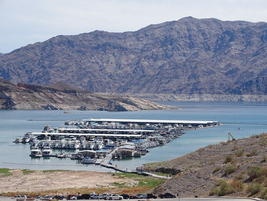 Marina in Callville Bay