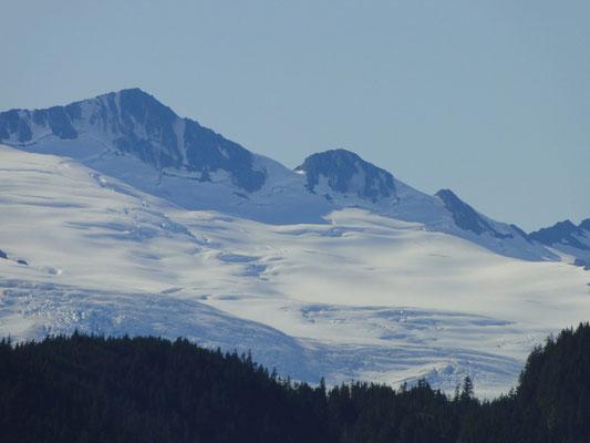 irgendeiner von unzähligen Gletschern in der Region