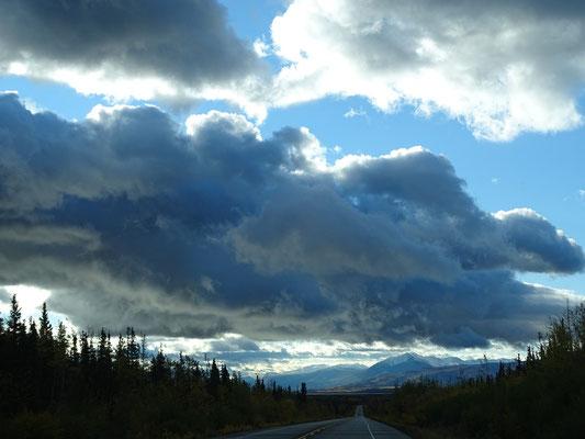 Morgenstimmung auf dem Highway