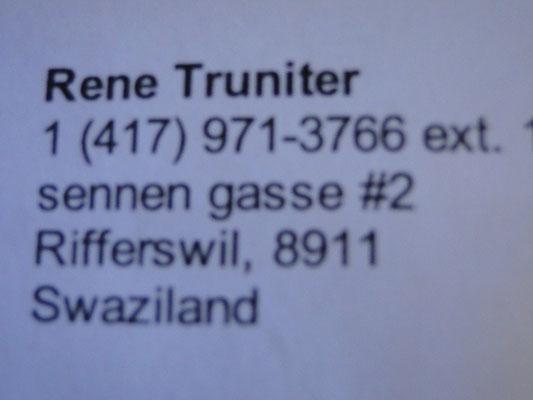 kennt ihr schon meine neue Adresse