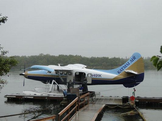 grösste Maschine der Katmai-Staffel mit 10 Plätzen