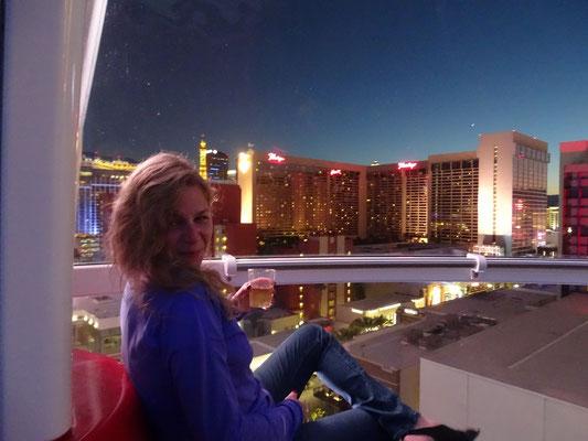 im Las Vegas High Roller