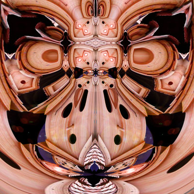 Mirrorlab app art from Marlon Paul Bruin on Instagram