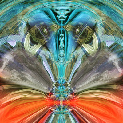 Mirrorlab app art from Marlon Paul Bruin on Instagram