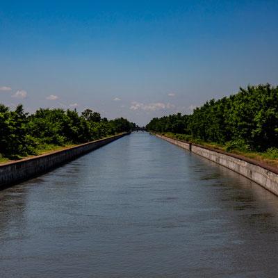 Il canale Cavour