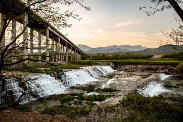 Il ponte della tangenziale