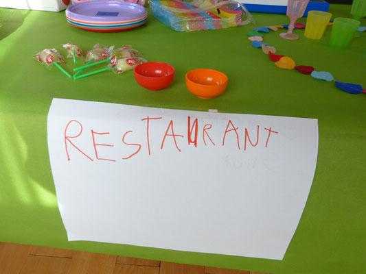 das Sterne-Restaurant