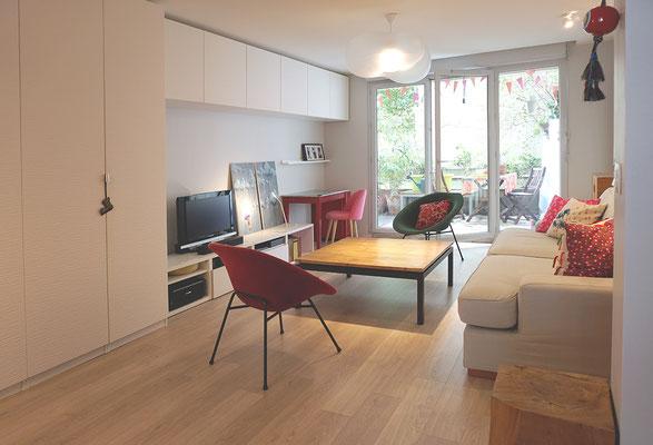 salon; IKEA; Besta; Pax; vintage; claude vassal; fauteuil; Lyon; Quebec