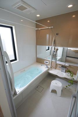 清潔な浴槽