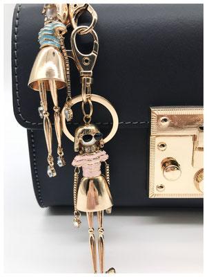 Fashion-Charms, 18 K vergoldet, 39,00 €