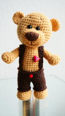 Teddy Heartbreak Bär