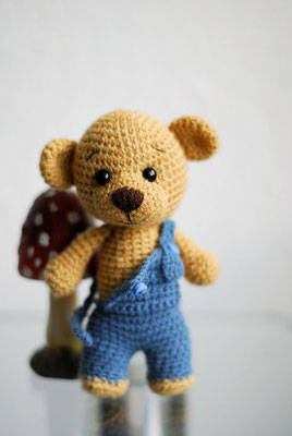 Overall Teddy 34