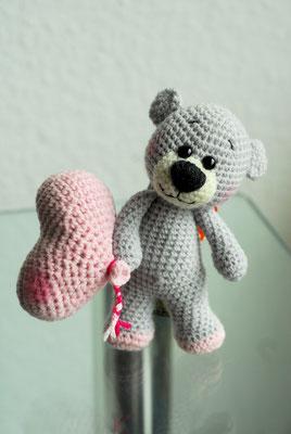 Liebestrunkener Teddy