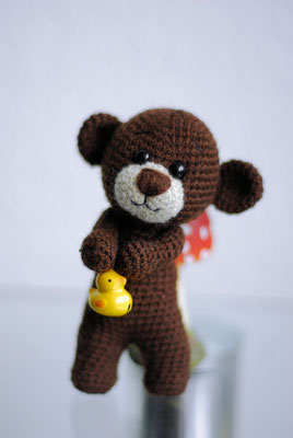 Teddy Ente 33