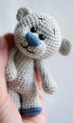 Teddy Tiny Blue
