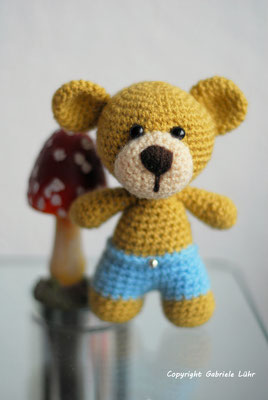 First Teddy 4