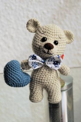 Teddy mit Herz 16