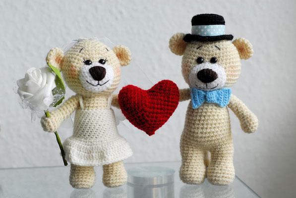 Teddy Paar 68 & 69