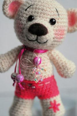 Teddy mit Engel17