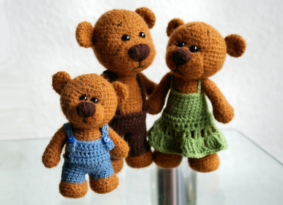 Teddy Bär Family