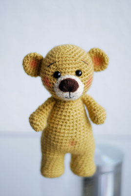 Kleiner Schussel Teddy 26