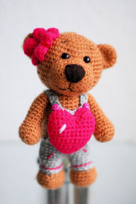 AJ's Guido-Teddy *verschwunden*