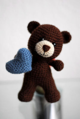 Brownbear Teddy 7