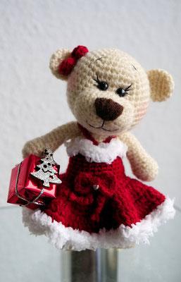 Weihnachtsteddyline Cinderella