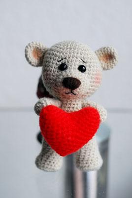 Trauriger Teddy14