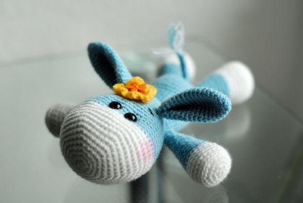 Eselinchen nach der Idee vom Lotta-Leben-Esel