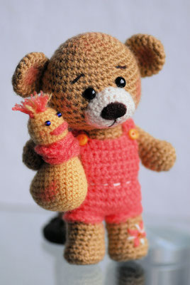 Teddy mit Ente18