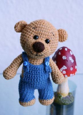 """Amigurumi Teddy Bear """"Kleiner Schelm"""" ;o)"""