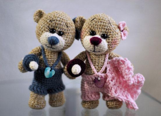 Teddy'ly & Teddy'line... soooo süüüüüss