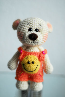 Smiley Teddy53