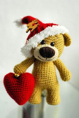 Xmas Teddy Bär