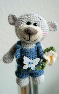 Teddy Mr. Butterfly