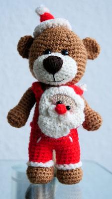 Teddy & Santa