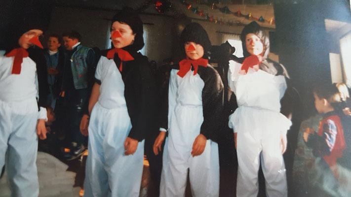 Die Vogelhochzeit in Ammeldingen Saal Hostert 1997