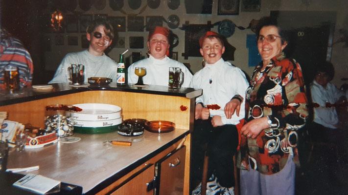 Fastnacht 1992