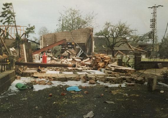 Der große Sturm 28.07.1990