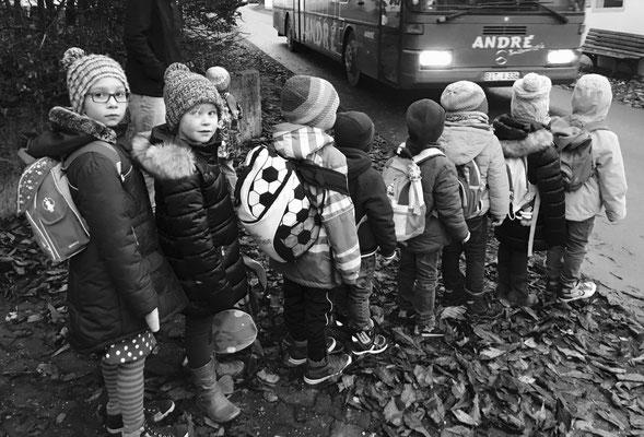 """""""Unser Dorf hat Zukunft"""" - Kindergartenkinder 2017"""