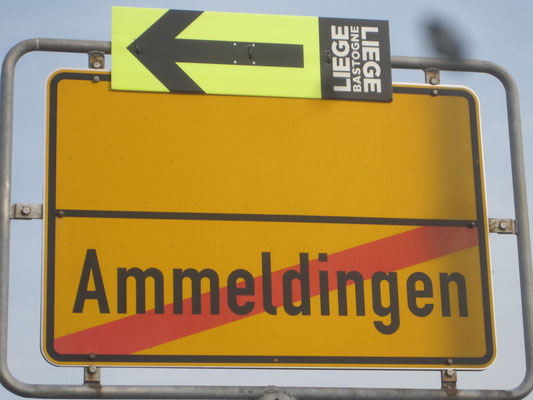 "Die ""Tour de France"" zu Gast in Ammeldingen (01.April 2014)"
