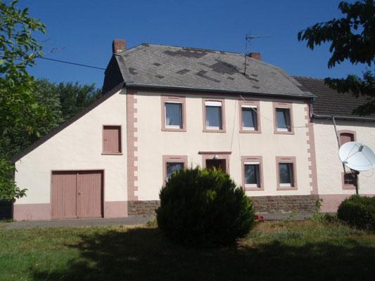 Altes Bauernhaus vor Renovierung 2010