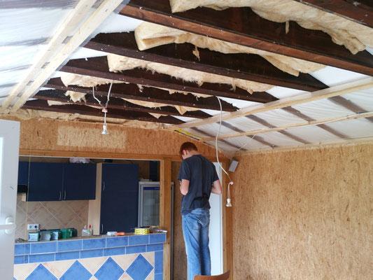Renovierung Jugendraum 2016