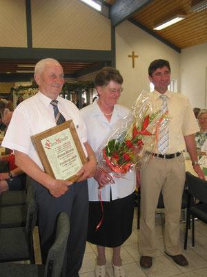 ,Ernennung Martin Weires zum Ehrenbürger 2005